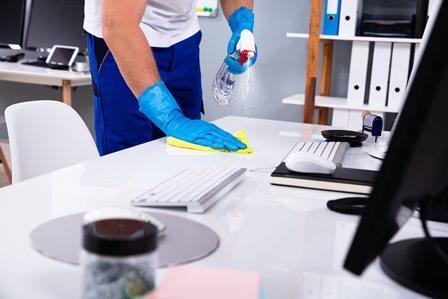 уборка офисов и помещений